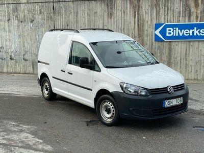 begagnad VW Caddy TDi Nybes Euro5