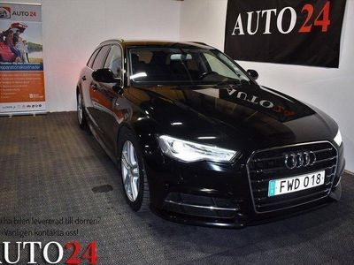 begagnad Audi A6 2,0 Q S-Line D-värmare Drag Automat Q
