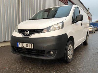 begagnad Nissan NV200 1.5 dCi Skåp