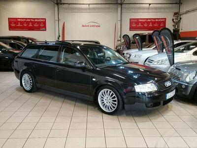 begagnad Audi A6 Avant 2.4 V6 Multitronic Comfort 170hk