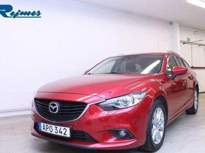begagnad Mazda 6 6 WAGON, 2.2 DE 15