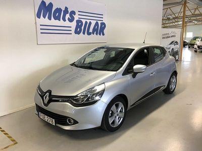 begagnad Renault Clio IV 0.9 Tce Dynamique Nav 5d Manuell