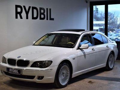 begagnad BMW 740L i Individual Long Soft Close 306hk