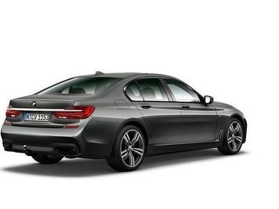 begagnad BMW 730 d xDrive M-Sport / Bowers & Wilkins / Laserlight Sed