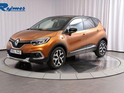 begagnad Renault Captur PhII TCe 90 Intens
