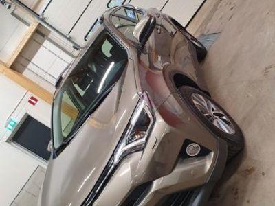 begagnad Toyota RAV4 Hybride E-FOUR 2.5 i-AWD ECVT E6 -17