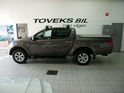 begagnad Mitsubishi L200 Pick Up 2.5 DI -D FLAK LOCK 2011, Pickup Pris 119 900 kr