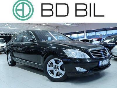 begagnad Mercedes S500 4MATIC 388HK 1,95% RÄNTA