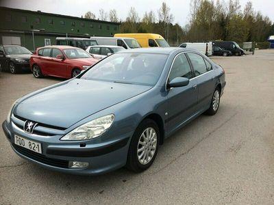 begagnad Peugeot 607 2.2 158hk