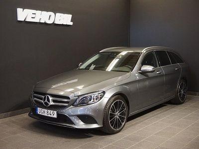 begagnad Mercedes C200 Aut Premiumpaket