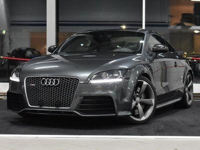 begagnad Audi TT RS COUPE