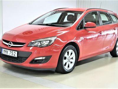 begagnad Opel Astra Enjoy 1.6