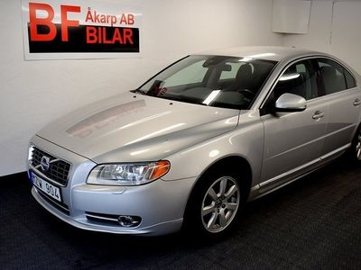 begagnad Volvo S80 T4 Geartronic Automat Momentum 180hk