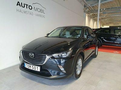 begagnad Mazda CX-3 2.0 150 hk AWD Automat Dragkrok