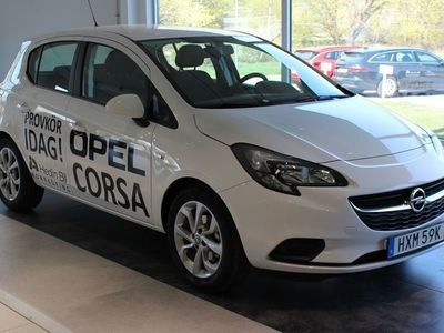 begagnad Opel Corsa Enjoy 1.4 90hk Demo