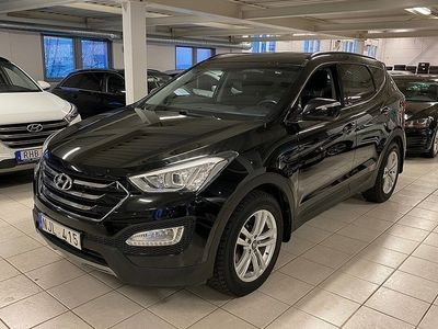 begagnad Hyundai Santa Fe 2.2 CRDi-R 197 Hk Business A