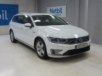 begagnad VW Passat GTE SportsCombi 1.4 Plug-in-Hybrid 218hk