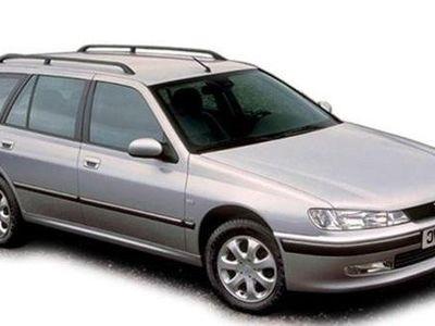 begagnad Peugeot 406 2.0 Kombi