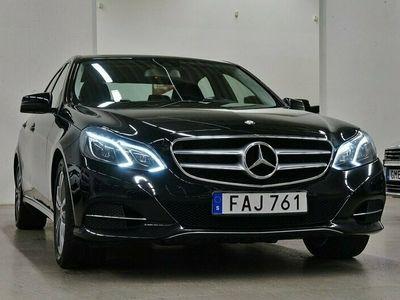 begagnad Mercedes E250 4MATIC 7G-Tronic Plus Drag 204hk