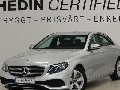 begagnad Mercedes 220 - Benz E - Klass4Matic Värmare Navi Drag Backkamera