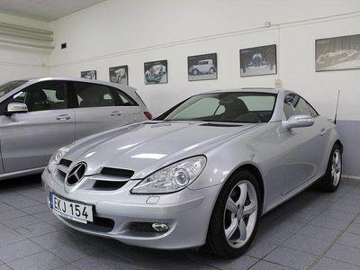 begagnad Mercedes SLK350 -05