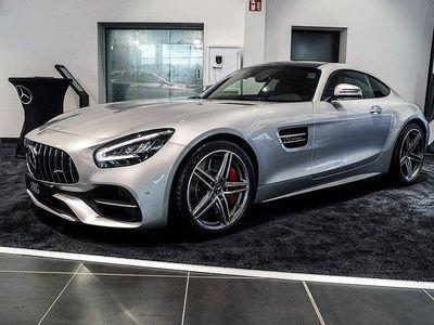 begagnad Mercedes AMG GT C AMG GT
