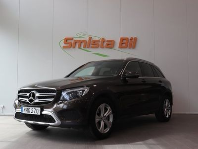 begagnad Mercedes GLC220 d 4M 220d 4M, Värmare,Pano,drag Eu6 170hk