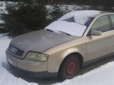 begagnad Audi A6 2,4 Quattro -98