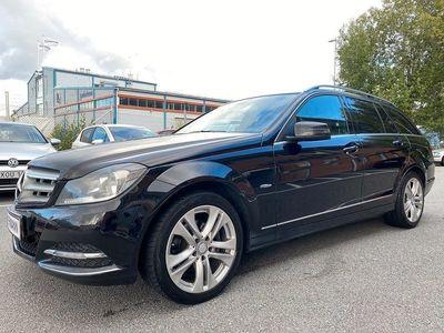 begagnad Mercedes C220 T CDI BlueEFFICIENCY 170h