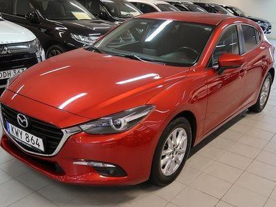 begagnad Mazda 3 2,0 Sport SKYACTIV-G