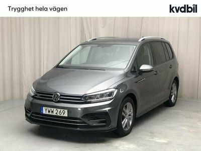 begagnad VW Touran 1.4 TSI R-Line Exteriör, Dragpaket