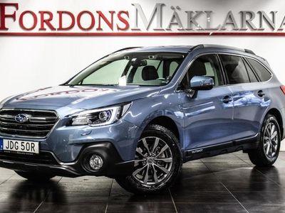 begagnad Subaru Outback 2,5 ACTIVE 4WD AUT 4X4