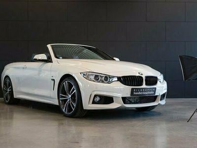 begagnad BMW 435 i Cabriolet M-Sport / Navi / 2 ägare