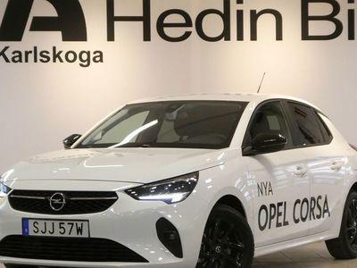 begagnad Opel Corsa 1.2 Turbo 100hk Backkamera V-Hjul