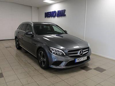 begagnad Mercedes 220 C-KlassKombi Avantgarde Navi Drag
