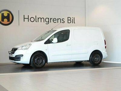begagnad Peugeot Partner Skåpbil 1.6 BlueHDi