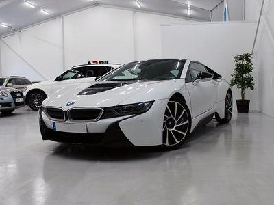 begagnad BMW i8 Coupé Laserlight Svensksåld 2016, Sportkupé 849 000 kr