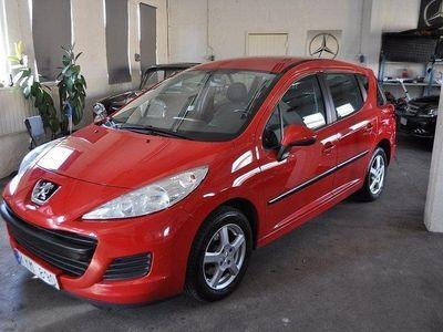 begagnad Peugeot 207 1.6 HDi 92hk Nybesiktad