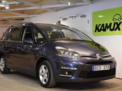 begagnad Citroën Grand C4 Picasso P 160 Hk HDi Automat Business Navi
