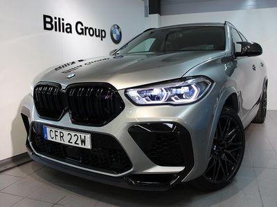 begagnad BMW X6 M Competition 625hk