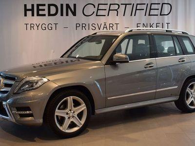 begagnad Mercedes GLK220 CDI // AMG Styling // 7 växlad Automat// Drag