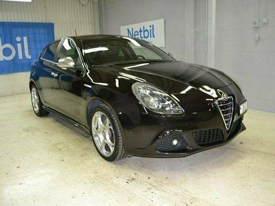 begagnad Alfa Romeo Giulietta 2.0 JTDm Distinctive Business 140hk