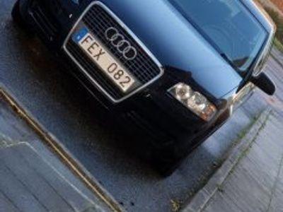 begagnad Audi A3 Sportback 1.6 fsi. 2 ägare -07