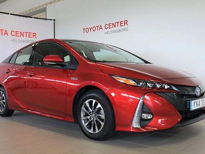 begagnad Toyota Prius Plug-in Hybrid Solar Pack