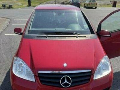 begagnad Mercedes A160 169