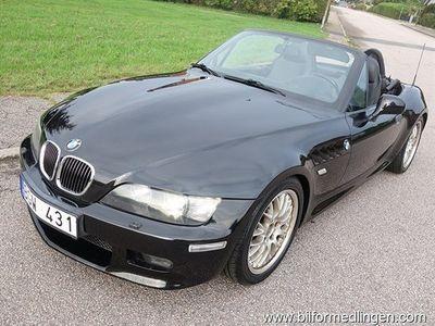 begagnad BMW Z3 3.0 Cabriolet 231hk -01