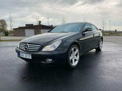 begagnad Mercedes CLS500