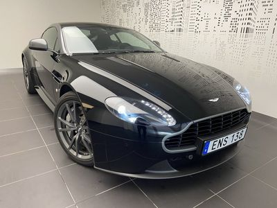 begagnad Aston Martin V8 Vantage N430 436 hk Svensksåld 1 ägare
