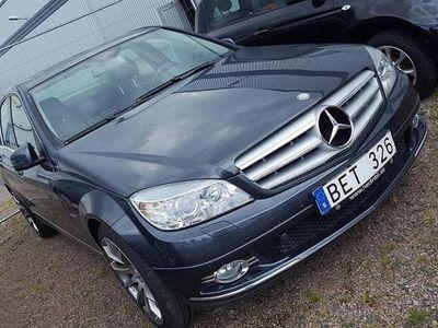 begagnad Mercedes C350 4MATIC