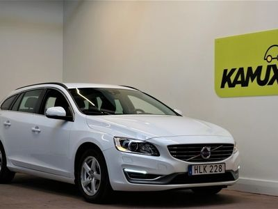 used Volvo V60 D3 Momentum Business Ed VoC Drag (136hk)